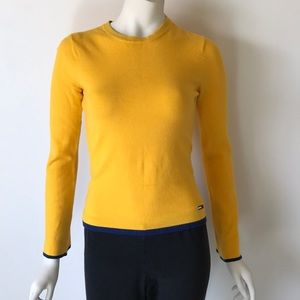 Tommy Jeans Tommy Hilfiger Yellow Sweater